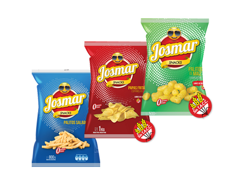 Combo Snacks Josmar