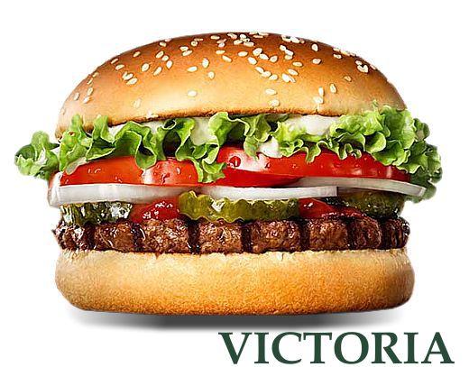 40 Hamburguesas Gigantes Victoria s/pan